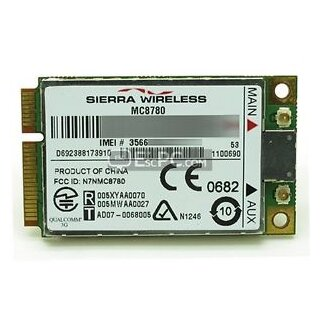 Sierra MC8780 HSDPA 3G WWAN Card